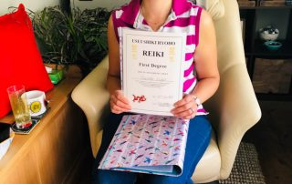 Reiki Training Level Two Norwich
