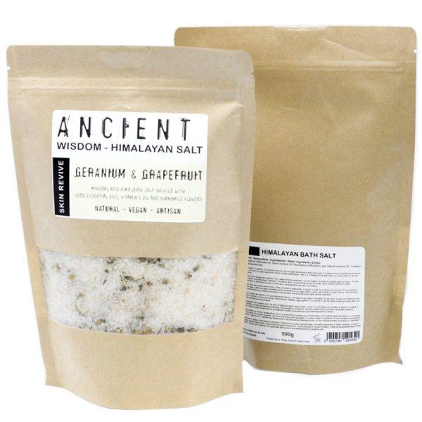 Himalayan Salt Bath Skin Revive Blend