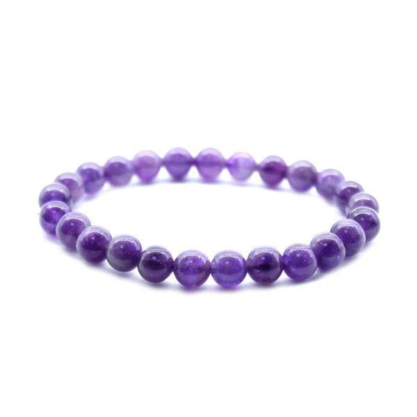 Amethyst Crystal Power Bracelet