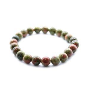 Green Jasper Crystal Power Bracelet