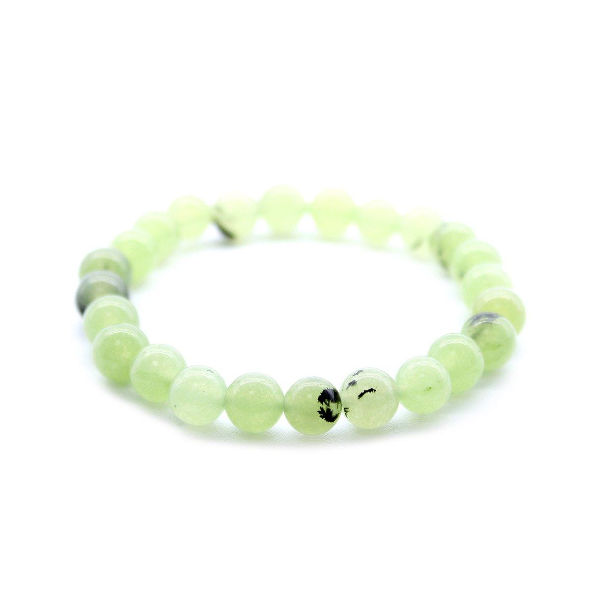 Jade Crystal Power Bracelet