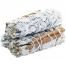 White Sage and Cinnamon Smudge Stick