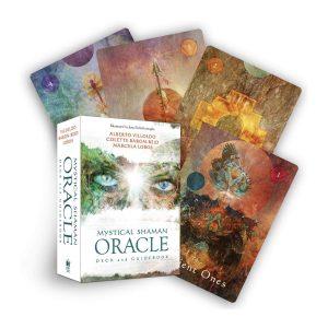 mystical shaman oracle deck