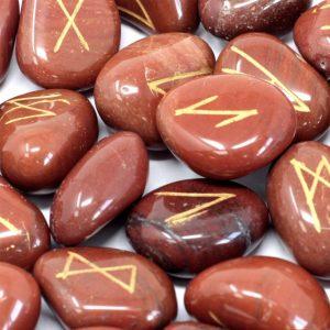 2012 Runes Red Jasper
