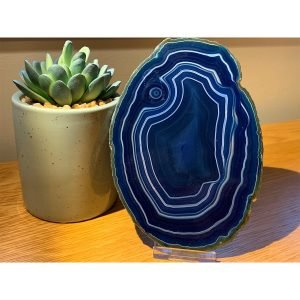 9814 Agate Slice Blue