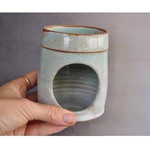 Handmade Pottery Oil Burner-CG