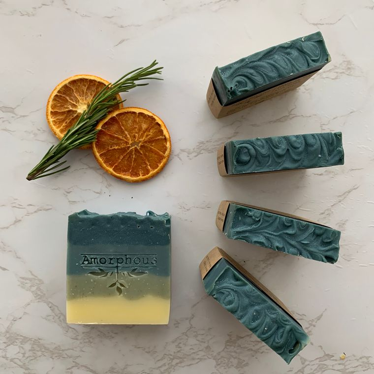 Death in the Afternoon Vegan Soap