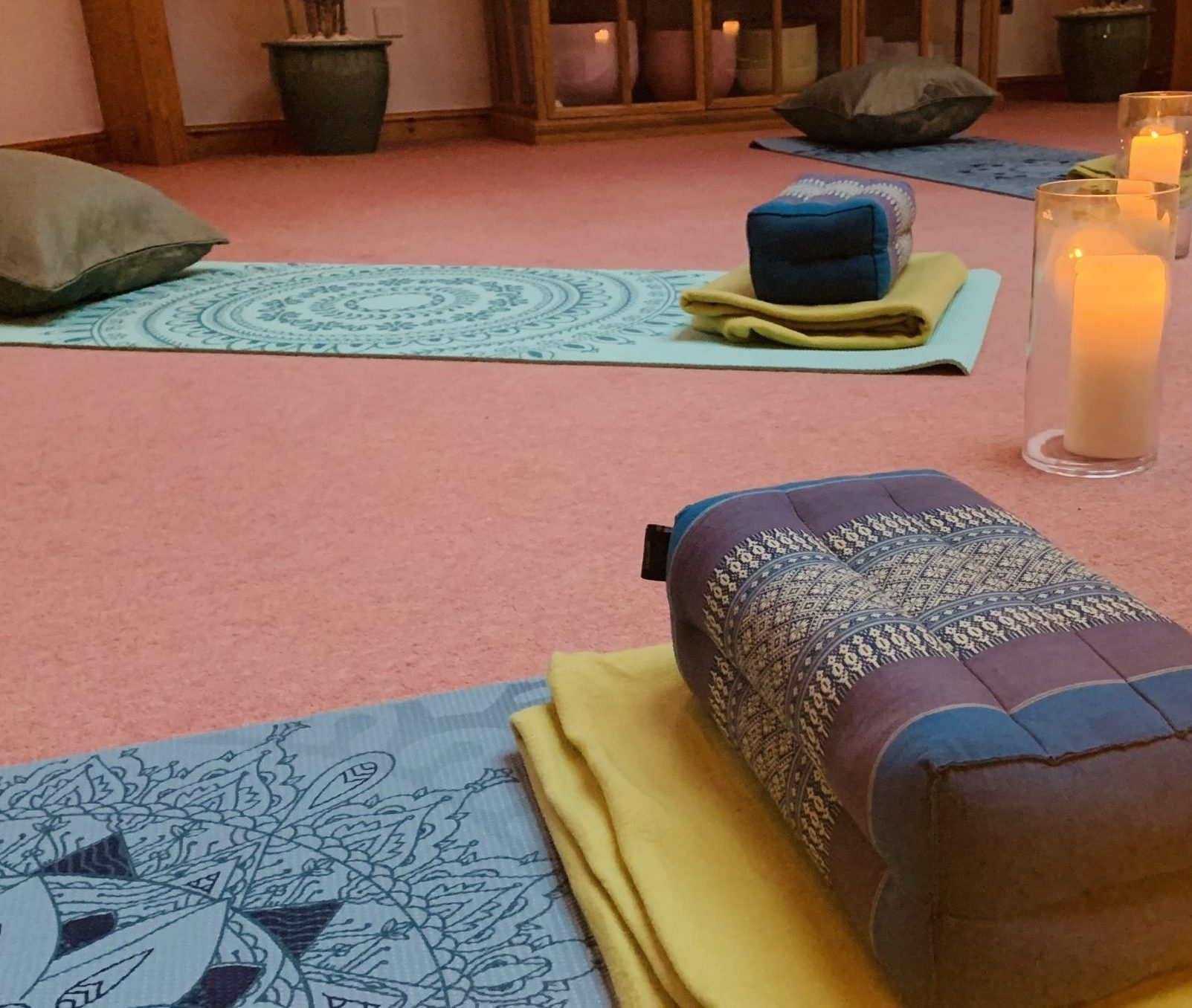 Meditation Classes for Stress and Anxiety